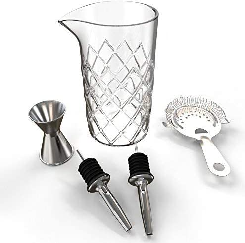 Professional Cocktail Mixing Glass Ounce product image