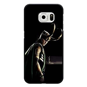 Samsung Galaxy S6 Edge Case Thor Comic Theme Samsung Galaxy S6 Edge Hot Case Cover for Samsung Galaxy S6 Edge By LO.O Case