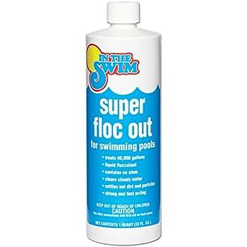 Aqua Chem Sink And Sweep Flocculent For Swimming Pools 1 Quart Swimming Pool