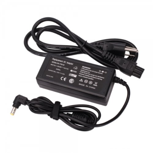 (Laptop Ac Adapter Charger for Toshiba Satellite P205-S7806, P205-S8810; P205-S8811, P25-S670, P25-S676; P25-S6761, Satellite P30 Series, P300-150)