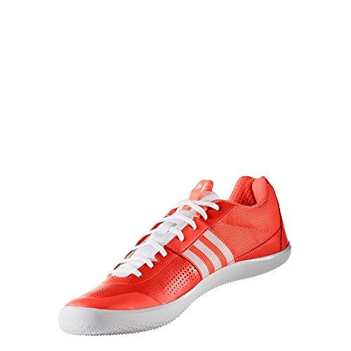 adidas throwstar - Zapatillas de running para Hombre, Rojo - (ROJSOL/FTWBLA/ROJSOL) 50 2/3