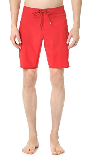 RVCA VA Boardshorts - Red Hot - 38