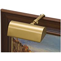 House of Troy T5-1 Traditional Picture Light, 5, Gold by House of Troy
