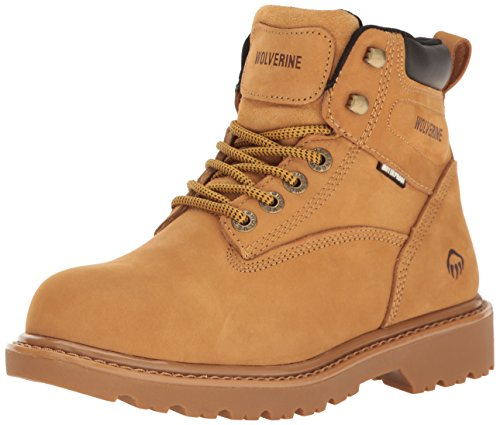 Wolverine Waterproof Boot Work Soft Women's Floodhand 6