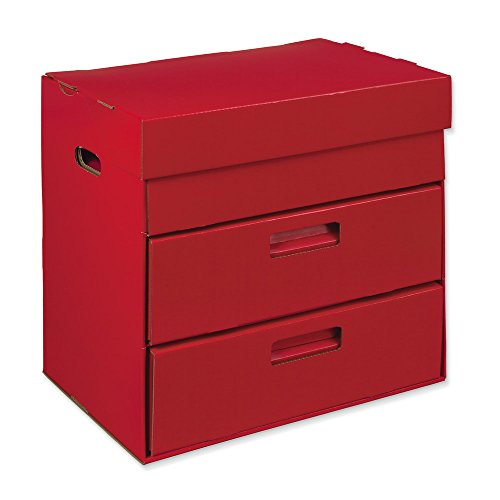 (Classroom Keepers Tool Box, Red, 20