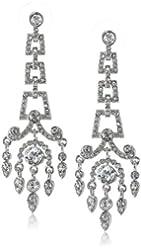 Carolee Large Chandelier Earrings