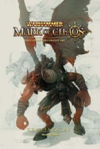 Image of Mark of Chaos: The Collected Concept Art (Warhammer)