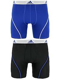 Men's Sport Performance Climalite Boxer Brief Underwear (2 Pack)