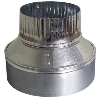 (HVAC Sheet Metal Duct Reducer 12