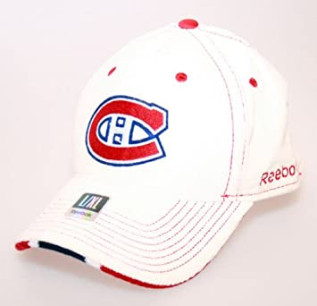 MONTREAL CANADIENS REEBOK NHL ICE HOCKEY OFFICIAL TEAM HAT CAP  Amazon.ca   Sports   Outdoors 370a72fbd040