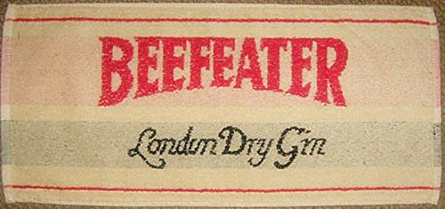 (Beefeater London Dry Gin Cotton Bar Towel 20
