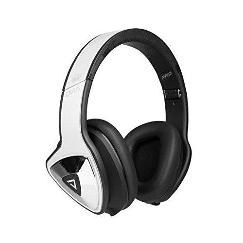 Monster DNA Pro 2.0 Noise Isolating Over-Ear Headphones - White Tuxedo 2.0