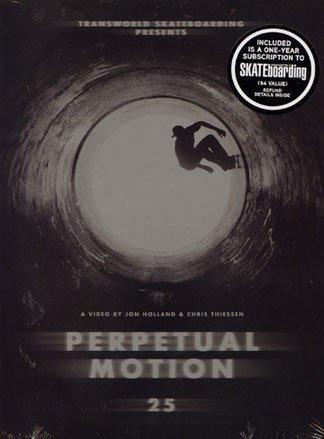 Transworld Perpetual Motion DVD ( Black