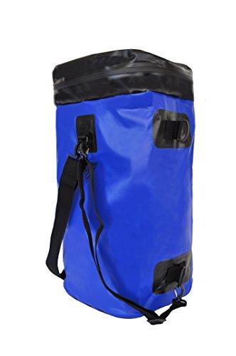 Top Sport Jumbo (Built U.S.A. Seattle Sports Top Loader Duffle Bag, Jumbo, Blue)