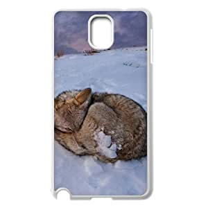 wolf DIY Cover Case for Samsung Galaxy Note 3 N9000,customized wolf Phone Case