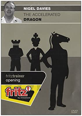 The Accelerated Dragon Chess Opening Software DVD