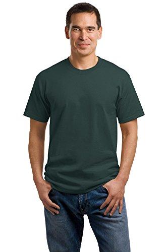Hxhsa 100 Adark Port T Cotton amp; Shirt 54 Oz Men's Green Company qqvrw