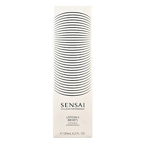 Kanebo Sensai Cellular Performance Lotion, Moist II, 4.2 Ounce Kanebo Makeup