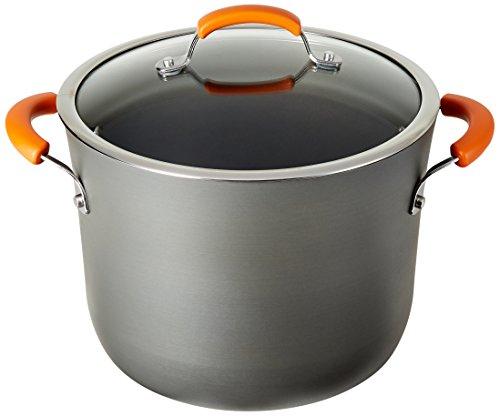 rachael-ray-hard-anodized-ii-nonstick-dishwasher-safe-10-quart-covered-stockpot-orange