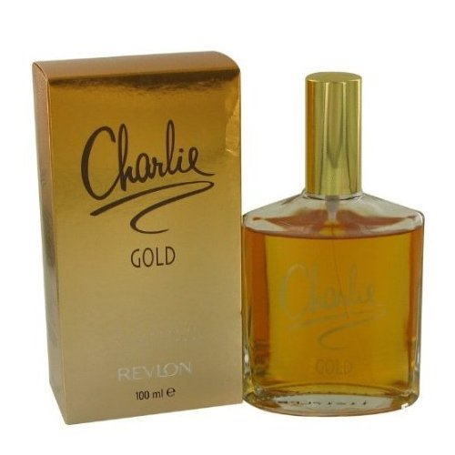 CHARLIE GOLD by Revlon Eau Fraiche Spray 3.4 oz / 100 ml for Women by REVLON