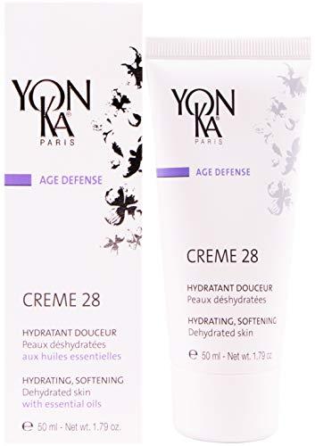 YONKA Age Defense - Creme 28 Hydratante Douceur (1.8 Ounce / 50 Milliliter)