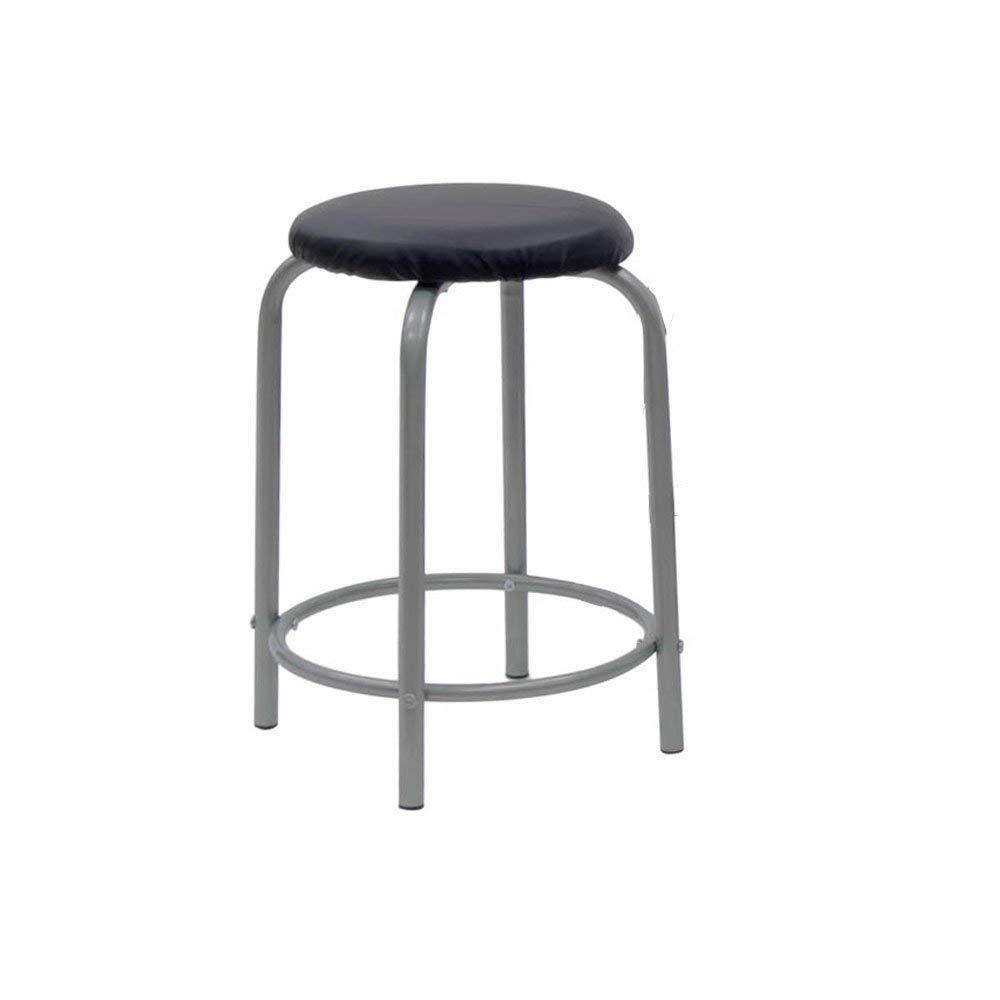Studio Designs Laminate Craft Table Comet Center with Stool, Black (2 Pack) by STUDIO DESIGNS INSPIRING CREATIVITY WWW.STUDIODESIGNS.COM (Image #5)