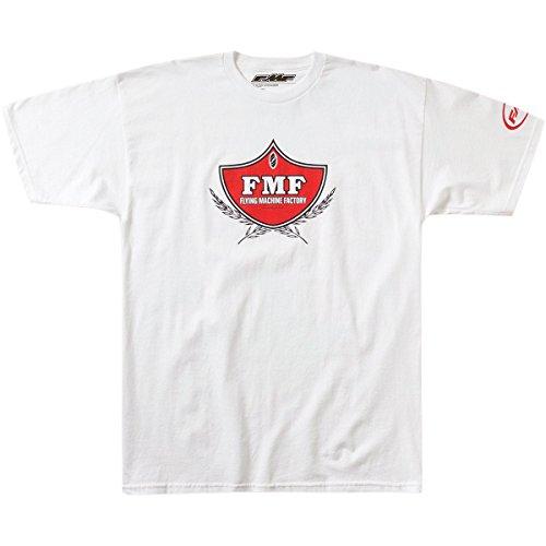 FMF APPAREL Swisher T-shirt Cotton White Medium
