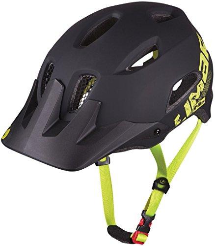 Limar 848 Dr MTB Bicycle Helmet Matte Black Medium 54-58 by LIMAR