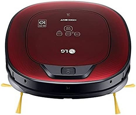 Robot Aspirador LG VSR8600RR Serie 8 Hombot Turbo A 0,6 L 60 dB ...