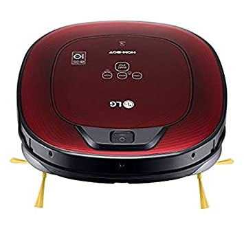 Robot Aspirador LG VSR8600RR Serie 8 Hombot Turbo A 0,6 L 60 dB 58W ...