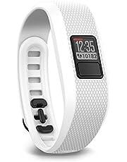 Garmin Vivofit 3 Activity Tracker, Regular Fit-White