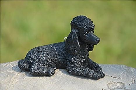 Marca British de caniche adornos de perro maliki ganó resina crafts muñeca para cama individual original con adquirir tu sordina: Amazon.es: Hogar