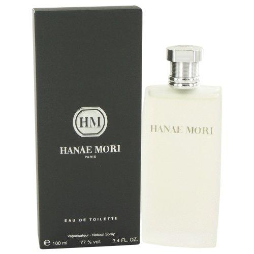 Hanae Mori Vanilla Cologne - HANAE MORI by Hanae Mori 3.4 Ounce / 100 ml Eau de Toilette (EDT) Men Cologne Spray