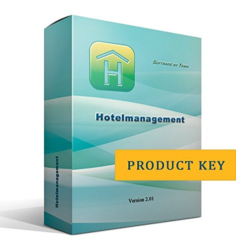 Price comparison product image Hotel Management [only product key, without CD]