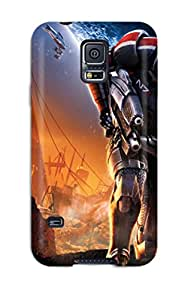 Brand New S5 Defender Case For Galaxy (mass Effect Video Game Other)