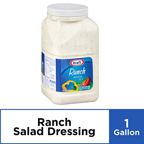 Kraft Ranch Salad Dressing Bulk (1gal Bulk Jug)