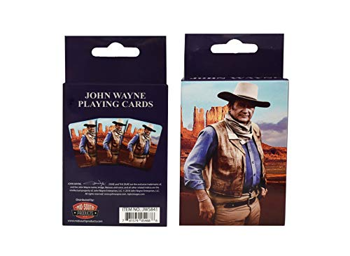 Midsouth Products John Wayne Playing Cards - John Wayne Standing