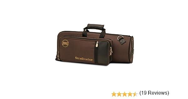 Bach 818h Stradivarius Trompeta Gig Bag: Amazon.es: Instrumentos musicales