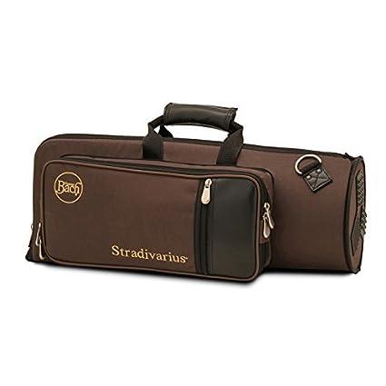 Amazon.com: Bach 818h Stradivarius Trompeta Gig Bag: Musical ...