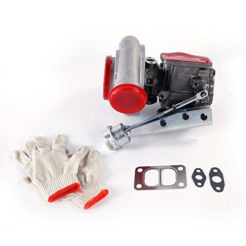 Diesel Turbocharger HX35 Turbo Charger Internal Wastegate Turbine Fit 1994-1998 Dodge Ram 2500 3500 5.9lL l6