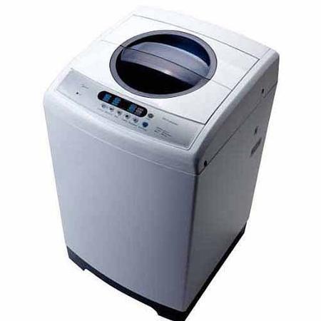 RCA 2 5 Portable Washer White