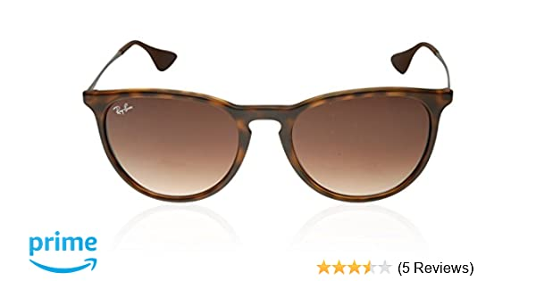 a7857ed030 Amazon.com  Ray-Ban RB4171 865 13 Erika Classic Non-Polarized Sunglasses