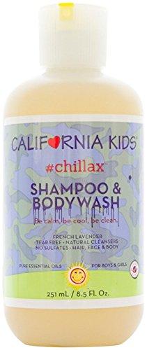 California Kids Chillax Shampoo and Bodywash - 8.5 Oz by California Kids