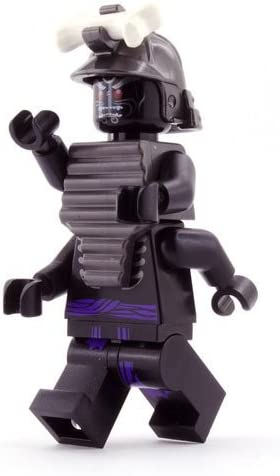 Lego Ninjago 4 Armed Lord Garmadon Minifigure (Loose)