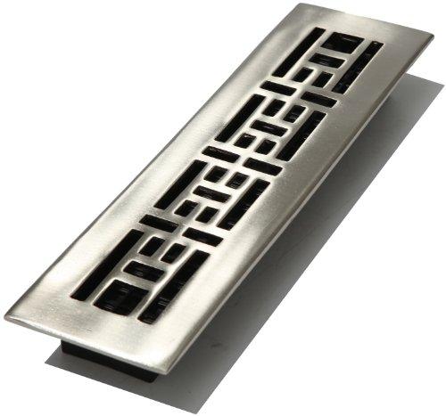 2 x 12 satin nickel floor register floor matttroy for 10 x 12 floor grate