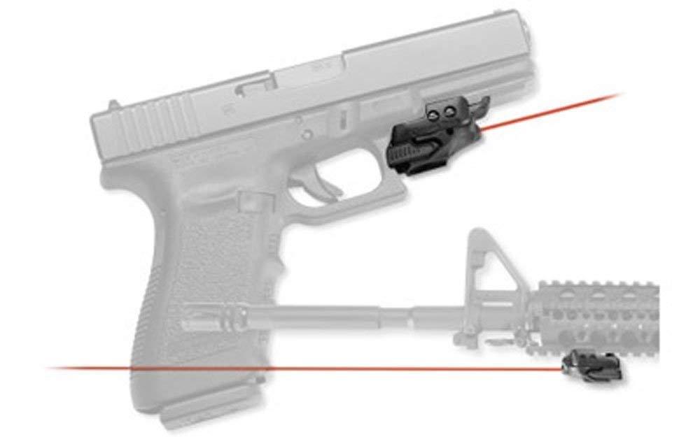Crimson Trace CMR-201 Rail Master Universal Red Laser Sight, Black by Crimson Trace (Image #2)