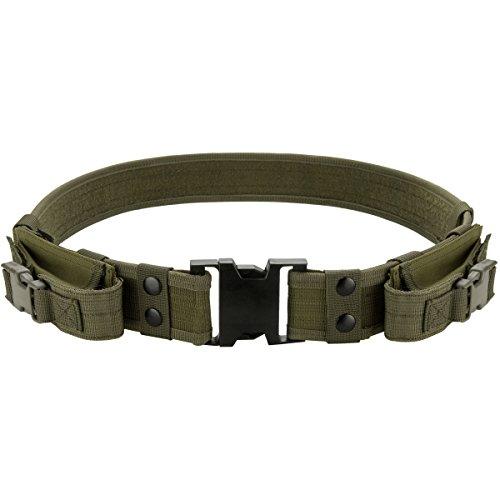 Barska Optics BI12284 CX-600 Tactical Belt, Green