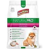 Ração Baw Waw Natural Pro para cães filhotes sabor Frango e Arroz - 10,1kg