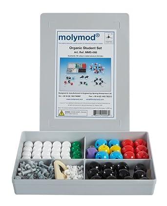 Amazon.com: Molymod Maqueta molecular de química ...