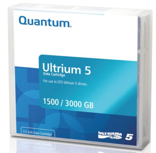 Quantum MR-L5MQN-20 Data Cartridge - LTO Ultrium - LTO-5 - 20 Pack by Quantum